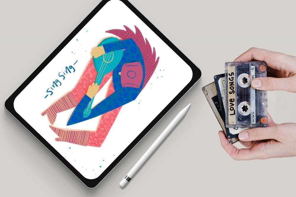 手绘图画Procreate笔刷下载插图(6)