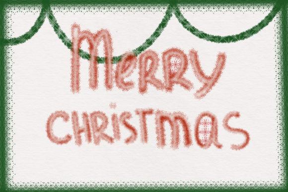 适用于Procreate的圣诞笔刷套装插图5