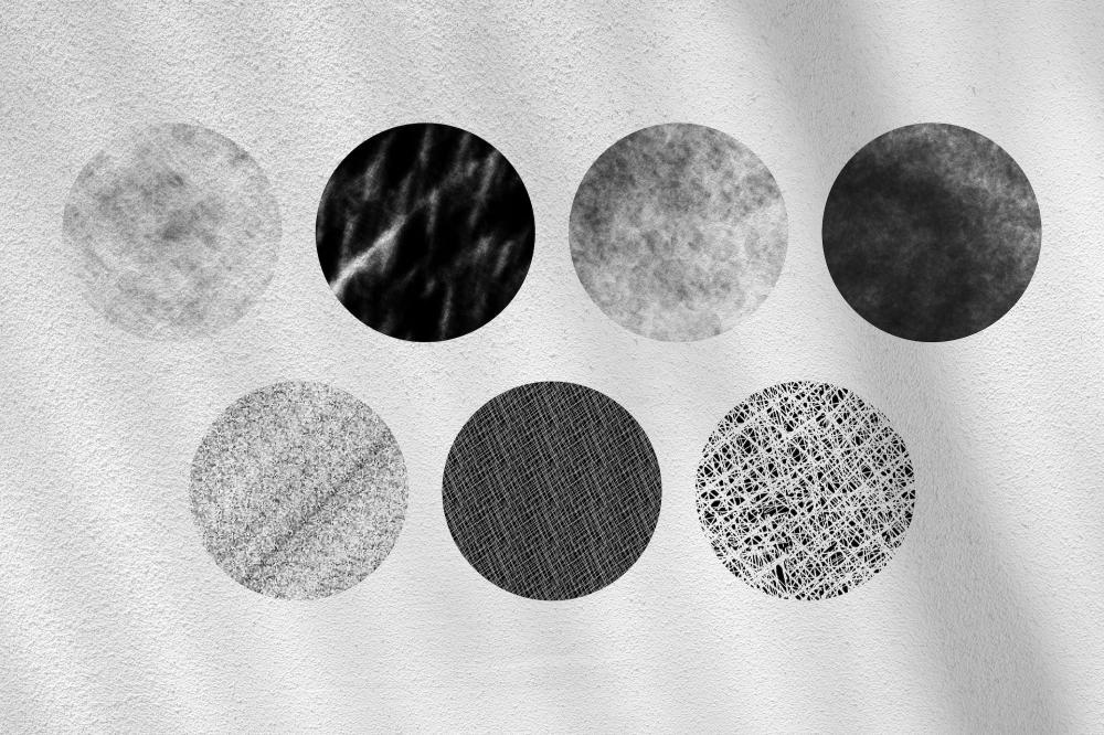 万圣节元素Procreate笔刷+大理石纹路套装插图13